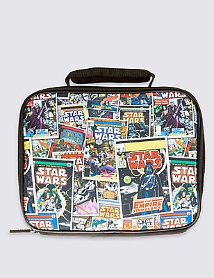 Kids' Star Wars™ Lunch Box, BLACK MIX, catlanding