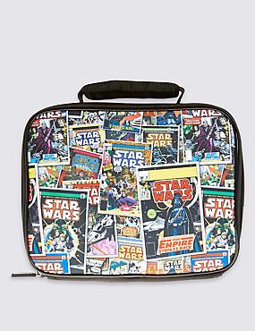Kids' Star Wars™ Lunch Box, BLACK MIX, catlanding