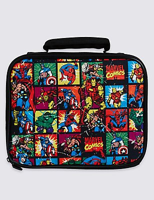 Kids' Marvel Lunch Bag with Thinsulate™, MULTI, catlanding