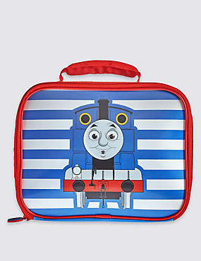 Thomas & Friends™-Pausenbrotbox mit Thinsulate™ für Kinder, BLAU MELANGE, catlanding