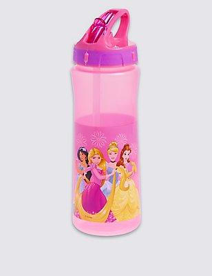 Kids' Disney Princess Water Bottle, PINK MIX, catlanding