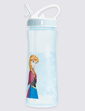 Kids' Disney Frozen Water Bottle, BLUE MIX, catlanding