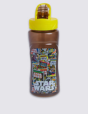 Kids' Star Wars™ Water Bottle, BLACK MIX, catlanding