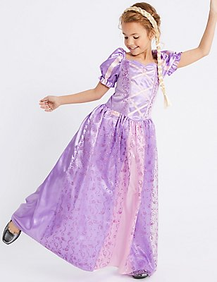 Kids' Rapunzel Disney Princess™ Dress Up, PURPLE MIX, catlanding