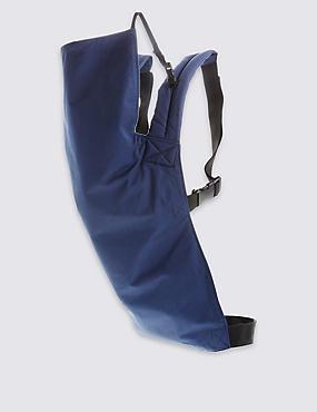 Porte-bébé Connecta bleu marine, , catlanding