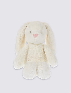 Classic Cream Bunny, , catlanding
