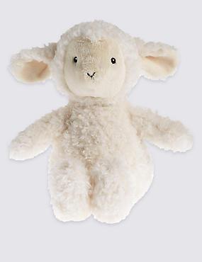 Lamb Plush Medium, , catlanding