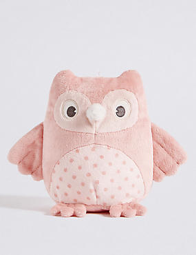 Owl Soft Toy, , catlanding