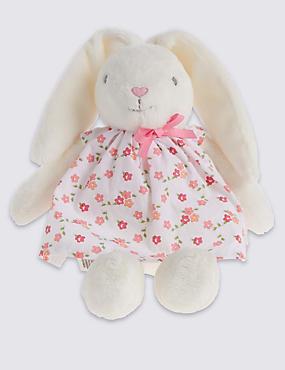 Bunny in Dress, , catlanding