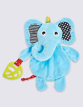 Elephant Play Comforter, , catlanding