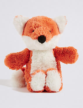Fox Plush, , catlanding