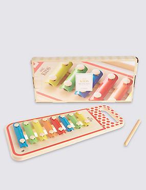 Wooden Xylophone, , catlanding