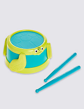 Floating Frog Bath Drum, , catlanding