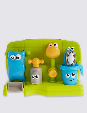 Activity Bath Toy, , catlanding