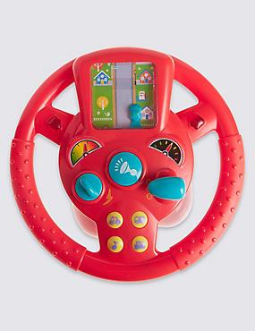 Steering Wheel , , catlanding