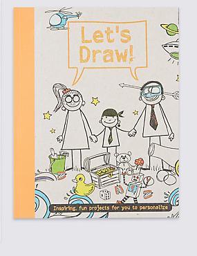 Lets Draw, , catlanding