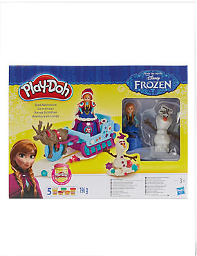 Disney Frozen Play-Doh Sled Adventure
