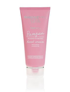 Pamper Hand Cream 100ml, , catlanding