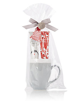 Up To Snow Good Mug Gift Set, , catlanding