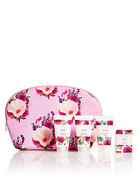 Rose Weekender Bag Gift Set, , catlanding
