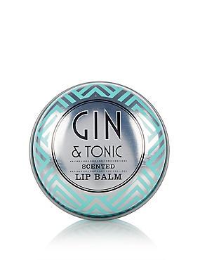 Gin & Tonic Lip Balm 12g, , catlanding