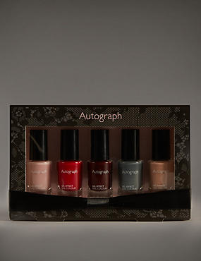 Free Gift* Gel Effect Nail Collection