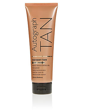 Instant Tan Tinted Gel- Light to Medium 125ml, , catlanding