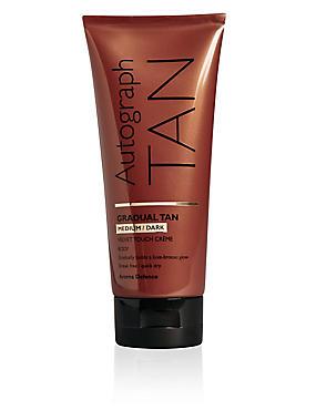 Gradual Tan Body Crème - Medium to Dark 200ml, , catlanding