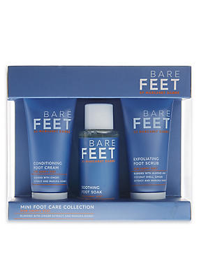 Mini Foot Care Collection Gift Set, , catlanding