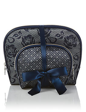 2 Pack Lace Bag Set, , catlanding