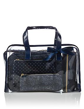 5 Pack Lace Bag Set, , catlanding