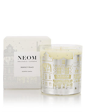 Perfect Peace 1 Wick Scented Candle 185g, , catlanding