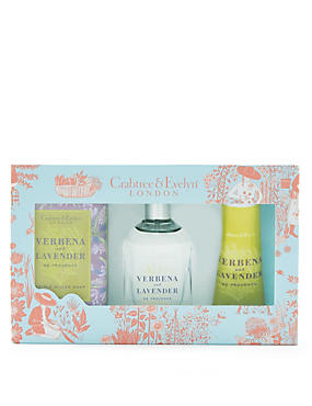 Verbena & Lavender Fragrance Sampler Set