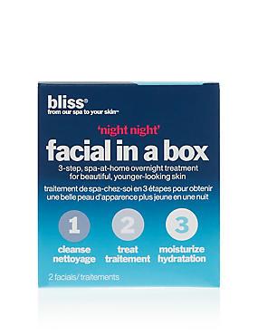 Facial in A Box Night 100ml, , catlanding