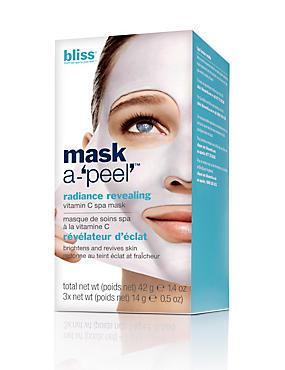 Mask a-'peel' Radiance Revealing Rubberizing Mask , , catlanding