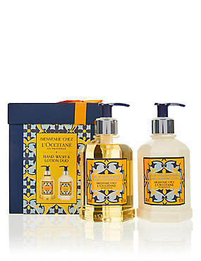 Welcome Home Hand & Lotion Duo Gift Set, , catlanding