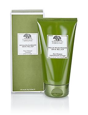 Dr. Andrew Weil Mega-Mushroom Skin Relief Face Cleanser 150ml, , catlanding