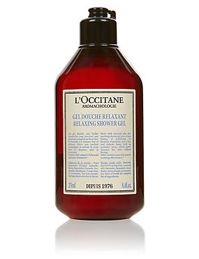Aromachologie Relaxing Shower Gel 250ml, , catlanding