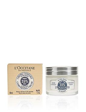Shea Butter Ultra Rich Face Cream 50ml, , catlanding