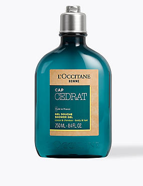 Cédrat L'Homme Shower Gel 250ml, , catlanding