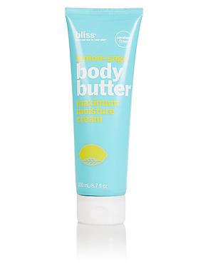 Lemon & Sage Body Butter™ 200ml, , catlanding