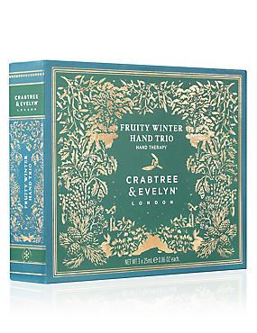 Fruity Winter Hand Trio, , catlanding