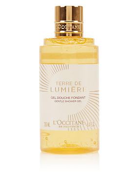 Terre De Lumiere Gentle Shower Gel 250ml, , catlanding
