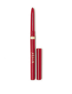 Stay All Day® Lip Liner, RED, catlanding