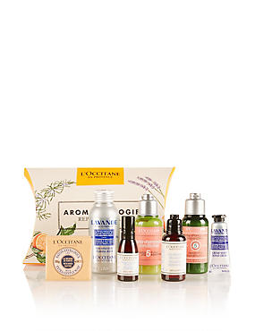 Relaxing Travel Collection Gift Set, , catlanding