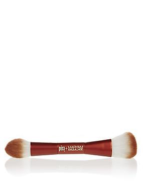 Strobe & Sculpt Make Up Brush, , catlanding