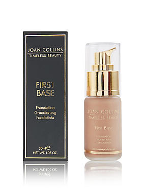 First Base Foundation 30ml, LIGHT BEIGE, catlanding