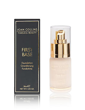 First Base Foundation 30ml, LIGHT NATURAL, catlanding