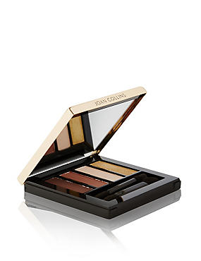 Eyeshadow Quad 5g, BROWN/GOLD, catlanding