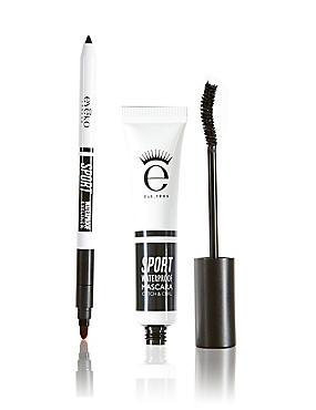 Sport Waterproof Mascara & Eyeliner Duo  , , catlanding